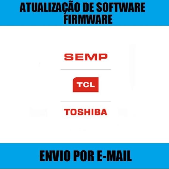 Atualização De Software Tv Semp Toshiba Le3256a - Le3256(a)w