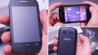 Smartphone Alcatel Onetouch Pop C3 Tela De 4