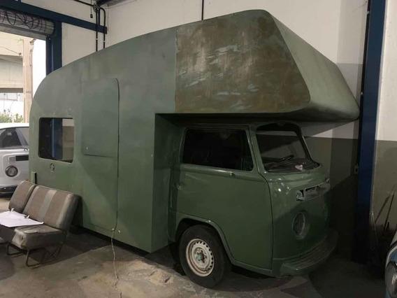 Volkswagen Kombi Motorhome