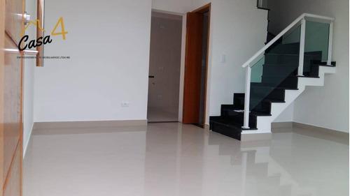 Sobrado Com 2 Dormitórios À Venda, 115 M² Por R$ 498.000,00 - Vila Esperança - São Paulo/sp - So0455