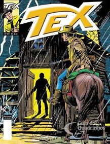 Revista Hq Gibi - Tex Coleção 381