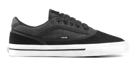 Zapatillas Vicus Genesis Negro Jean