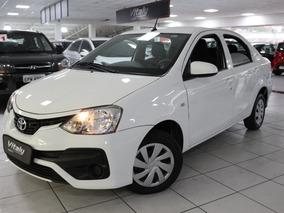 Toyota Etios Sedán X 1.5 Flex Completo!!!