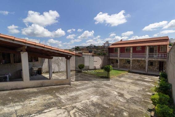 Deslumbrante Casa 4 Quartos, Suíte E Amplo Quintal - Espirito Santo, Betim - Ca0064