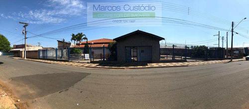 Imagem 1 de 30 de Salão, Jardim Santa Rita, Pirassununga - R$ 4 Mi, Cod: 1319 - V1319