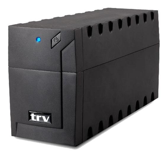 Ups Trv Neo 650w Bateria Interna 3+1 Tomas Con Usb Soft