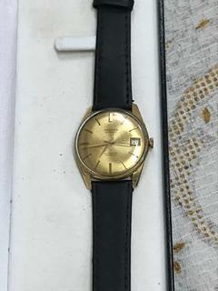 Reloj Tressa Automático Caja De Oro18k
