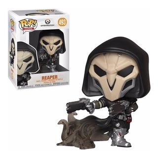 Funko Pop Overwatch Reaper 493 Original Cellplay La Plata