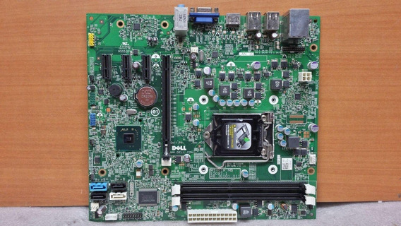 Placa Dell 42p49 Optiplex 3010 Lga 1155/soquete H2 Ddr3 Sd