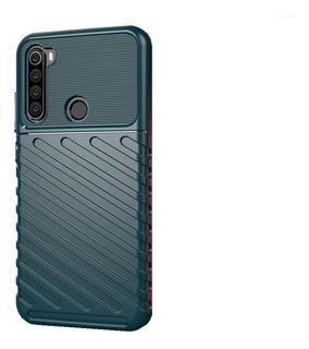 Reshias Funda para Ulefone Note 8P + 2 Pack Suave TPU Transparente Gel Silicona Protectora Carcasa para Ulefone Note 8P 5.5 Cristal Templado Protector de Pantalla