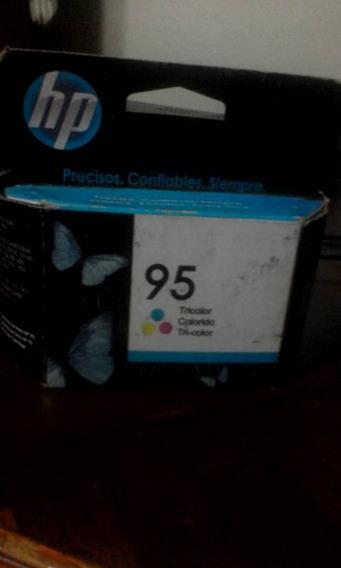Cartucho De Color 95 Hp (vencido)