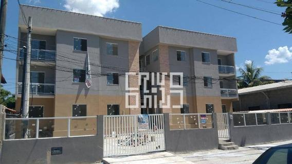 Apto Com 1 Quarto À Venda, 45 M² Por R$ 95.000 - Jardim Catarina - São Gonçalo/rj - Ap0458