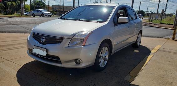 Nissan Sentra 2.0 S Flex Aut. 4p 2012