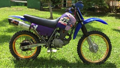 Honda Xlr 125 Trilha (moto Excelente)