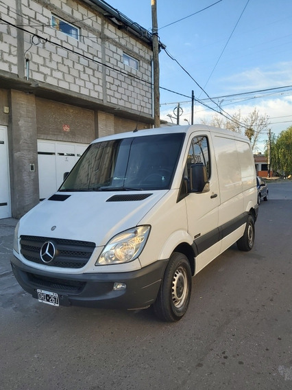 Mercedes-benz Sprinter 2.1 411 Street 116cv 3250 V1 Tn 2014