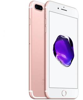 iPhone 7 Plus - Rose Gold 32 Gb - 1 Ano De Uso!
