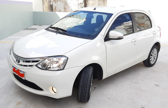 Toyota Etios 1.5 Sedan Xls Hatch Oportunidad Auto Esp 2016
