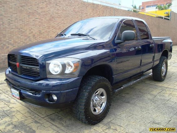 Dodge Ram Pick-up 2500 Slt 4x4 - Automática