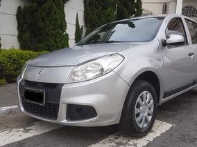 Renault Sandero 1.0 Expression -flex 5p 2012 Completo