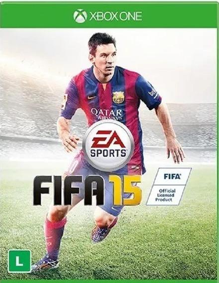 Xbox One - Fifa 15 Totalmente Em Português