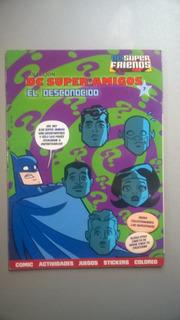 Colección Dc Super Amigos - El Desconocido