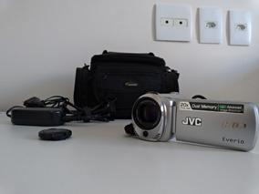 Filmadora Jvc Everio Handycam Hd Zoom Ótico 20x