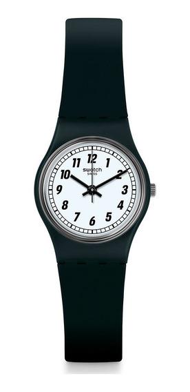 Relógio Swatch Feminino Something Black Lb184