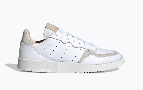 Zapatillas adidas Supercourt Blanca-beige Unisex