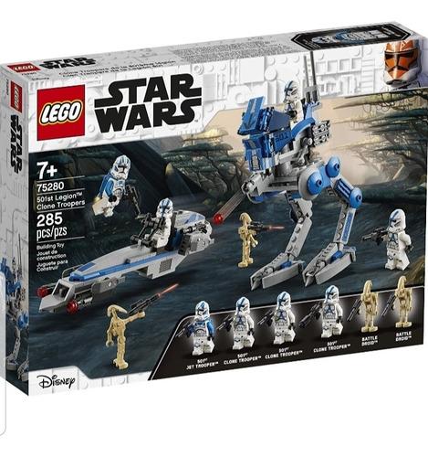 Lego 75280: 501 St Legion Clone Troopers