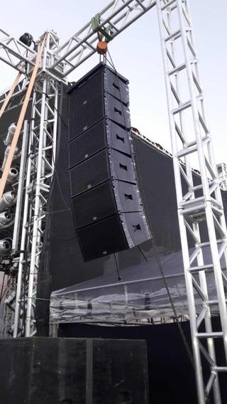 Caixa Line Array 3 Vias Ks Audio Profissional Unidade
