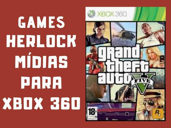 Gta 5 - Mídia Digital - Xbox 360