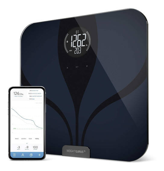 Smart Bluetooth Scale By Greatergoods, Smart Bathroom Scale