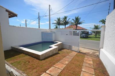 Casa Nova Pé Na Areia Na Praia De Itanhaém