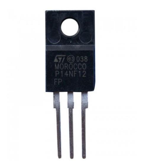 P14nf12fp Isolado Original Kit 4 Peças