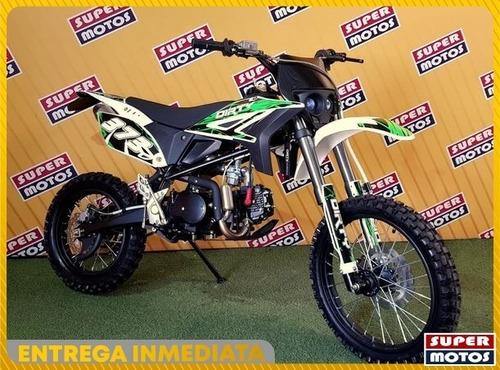 Dirty Yzf 125 Tomamos Tu Moto Usada !! 100% Financiada !!
