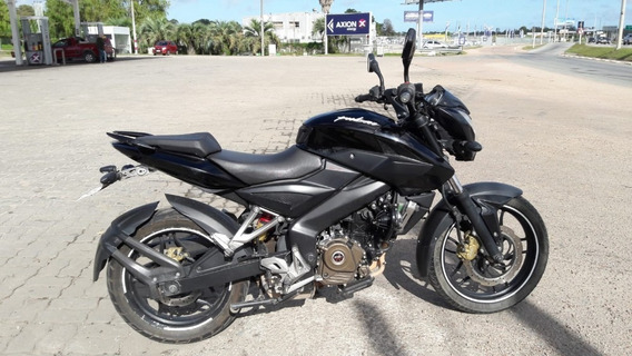 Moto Bajaj Pulsar Ns 200 Permuto Y Financio