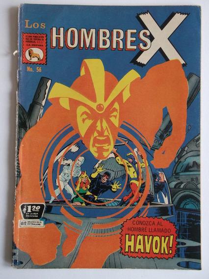 Los Hombres X # 56 La Prensa Agosto 1970