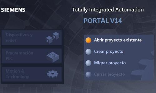 Tia Portal V14 Siemens