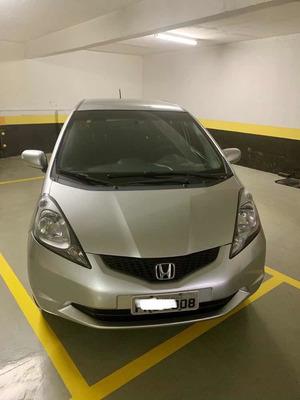 Honda Fit 1.5 Ex Flex 5p 2009