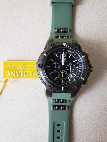 Reloj Invicta Bolt 25471 Para Caballero De Acero Inoxidable