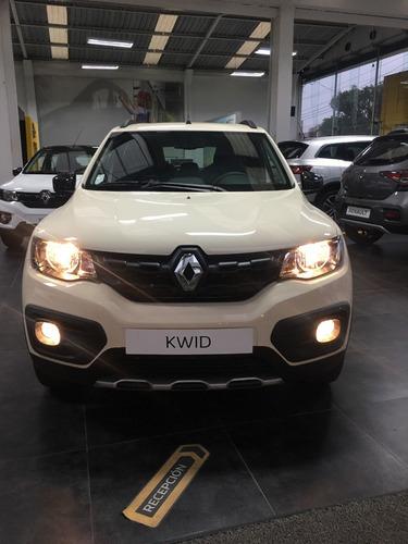 Renault Kwid Outsider! Últimas Unidades 2021 Aprovecha!!