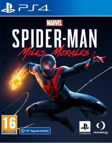 Imagen 1 de 2 de Spiderman Miles Morales Ps4 Nuevo Fisico Sellado Cuotas