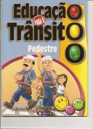 Educação Para O Transito - Pedestre Jose Geraldo Da Si