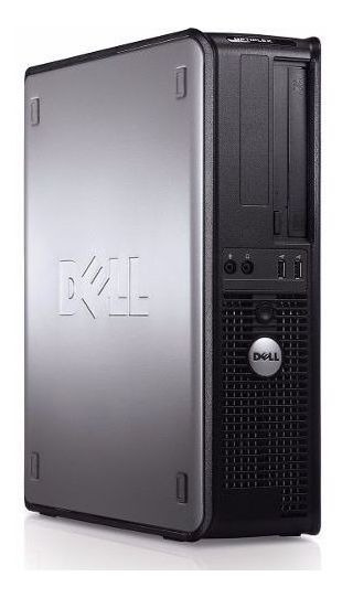 Cpu Dell Optiplex 780 Core 2 Quad 4gb Ssd 120gb Wifi