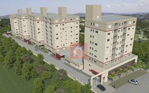 Imagem 1 de 17 de Apartamento Com 2 Dormitórios À Venda, 79 M² Por R$ 332.123,10 - Universitário - Santa Cruz Do Sul/rs - Ap1808