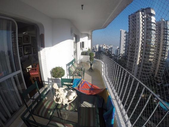 Apartamento Com 4 Dormitórios À Venda, 220 M² Por R$ 950.000 - Vila Suzana - São Paulo/sp - Ap1381