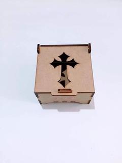 20 Caixas 10x10x5 Lembrancinha Primeira Eucaristia, Batizado