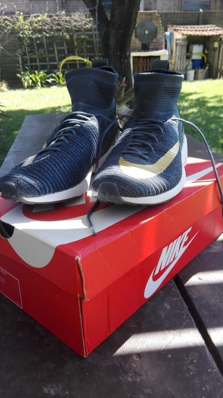 Zapatillas Nike F.c Zoom Mercurial Xi Fk / Air Max Botita