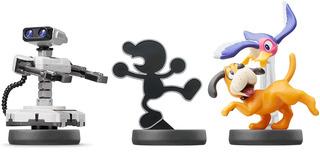 Rob Mr Game & Watch Duck Hunt Amiibo *** Nintendo ****