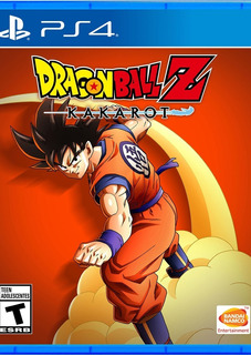 Dragón Ball Z Kakarot Ps4